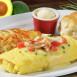Elmer's Crabacado Omelet